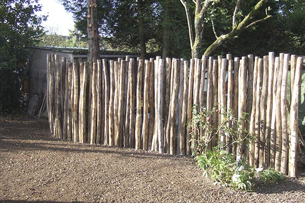 poteaux acacia